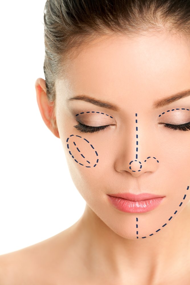 What is facial cosmetic surgery in Miami Beach?