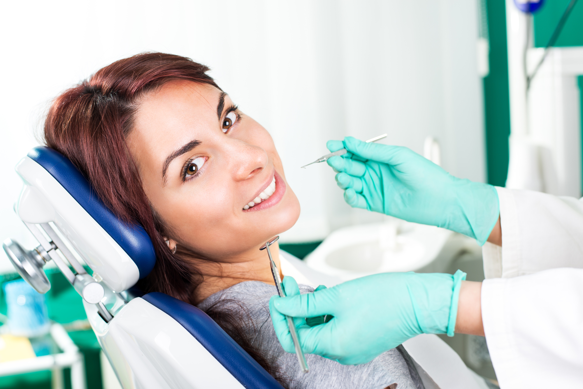 who offers oral cancer screening coral springs?