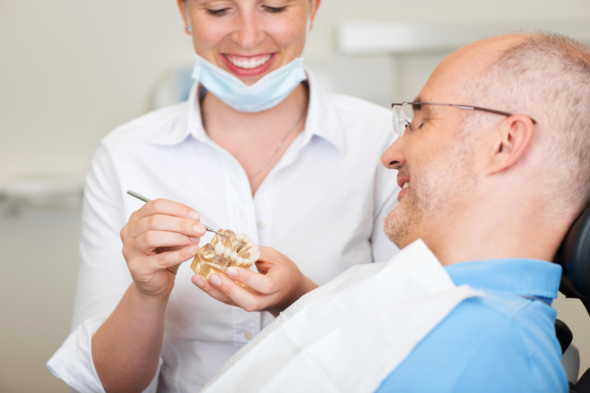 Where are the best dental implants in Pembroke Pines, FL?