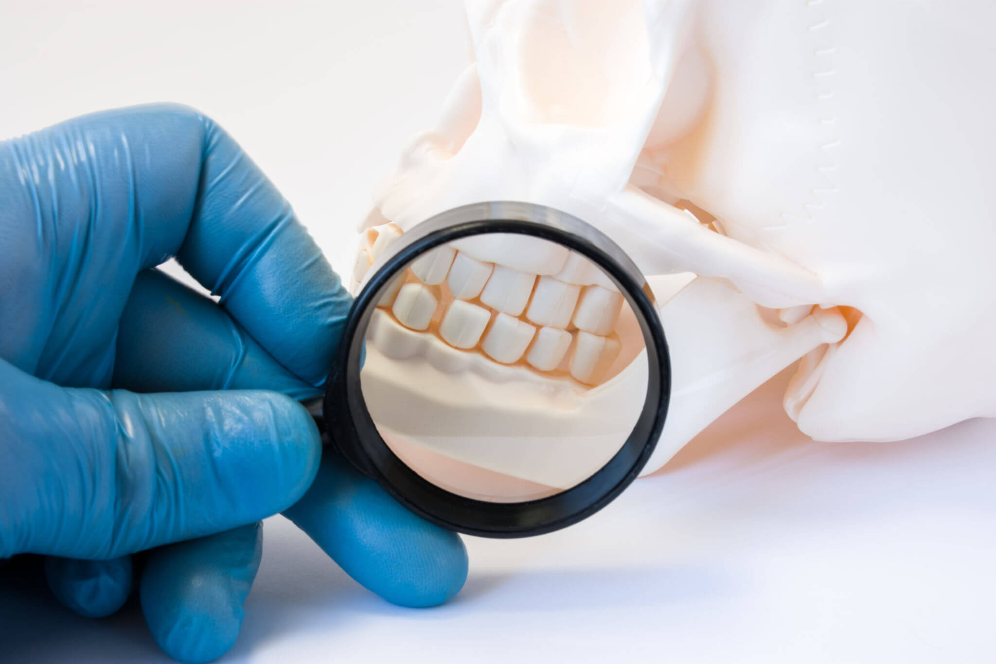 diagnosis and treatments concept of Orthognathic Surgery in Plantation